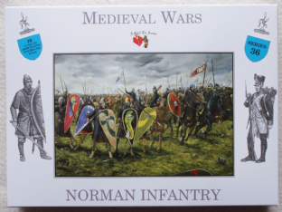 A Call To Arms 1/32 CAL3236 Norman Infantry (Medieval)